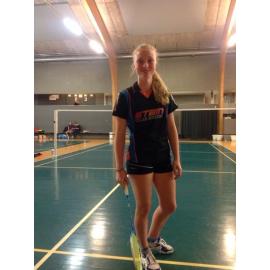 Cecilie Larsen - Badminton Roskilde