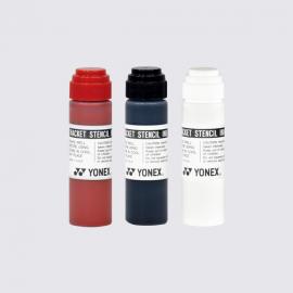 Yonex AC414EX Stencil Ink, RED